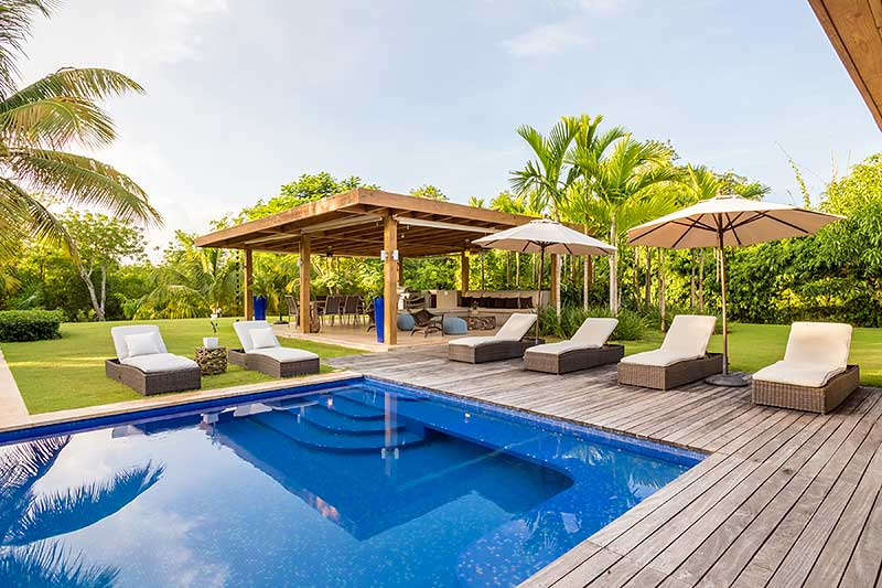 Luxury villa for sale in Casa de Campo