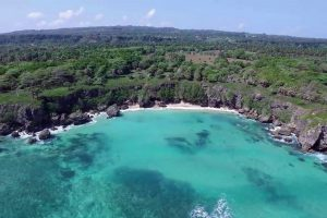 Unique Private Beach for sale in the caribbean