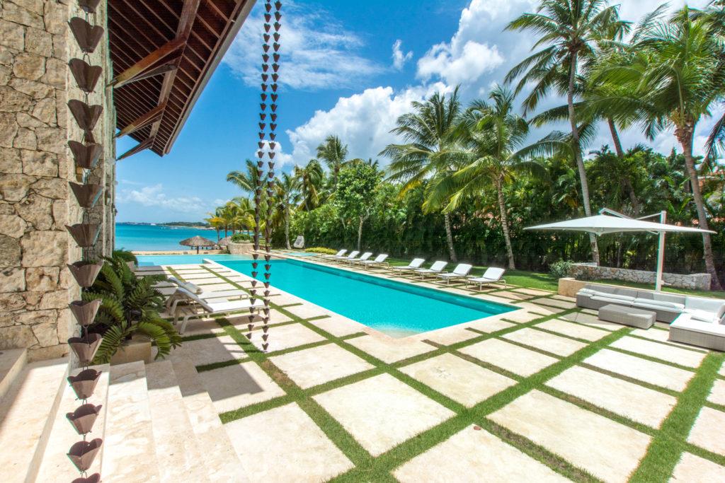 Luxury Vacation Rental Villa