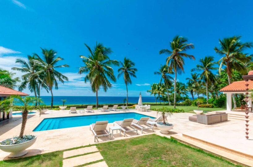 Ocean Front Villa In Casa de Campo