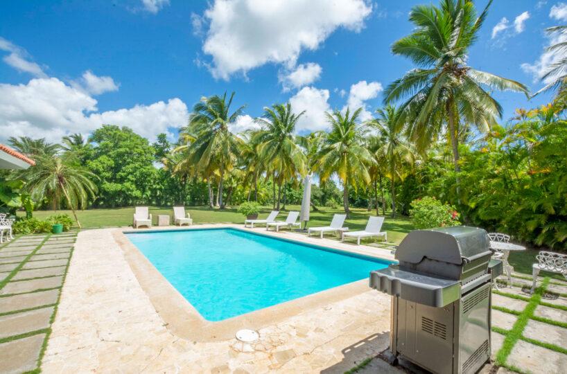 Villa For Sale in Casa de Campo La Romana